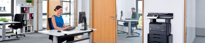 Wynajem urządzeń wielofunkcyjnych - proste i bezpieczne rozwiązania dla firmy - ABM System - wynajem kserokopiarek Warszawa - Proste i bezpieczne rozwiązania dla firmy